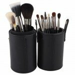 13 Goat Hair Brush Set With Case