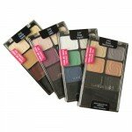 Wet n Wild 6 Color Icon Eyeshadow Palette