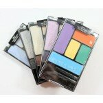 Wet n Wild Color Icon Eyeshadow Palette 5 Pan