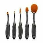 5 Oval Brush Set #1