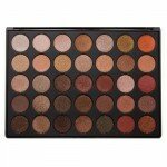 Morphe Brushes 35 Color Shimmer Nature Glow Eyeshadow Palette - 35OS
