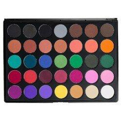 Morphe Brushes Multi-Color Matte Palette - 35C