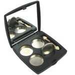 Coastal Scents - 4 pcs Empty Magnetic Palette