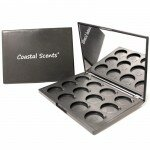 Coastal Scents - 12 pcs Empty Magnetic Palette