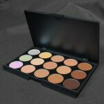 Coastal Scents - Eclipse Concealer Palette