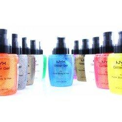 NYX - Body Glitter Gel