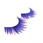 2 пары синих накладных ресниц