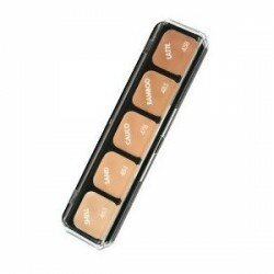 Sleek - Creme To Powder Foundation Tester Kit