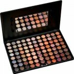 88 Warm Color Eyeshadow Palette