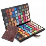 120 Full Color Palette Eyeshadow (Leather Case)