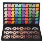 120 Full Color Fashion Eyeshadow Palette