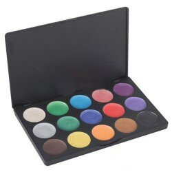 15 Color Cream Eyeshadow Palette
